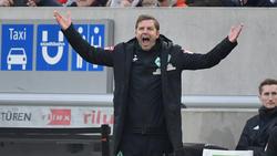 Florian Kohfeldt muss beim SV Werder Bremen erneut kürzertreten
