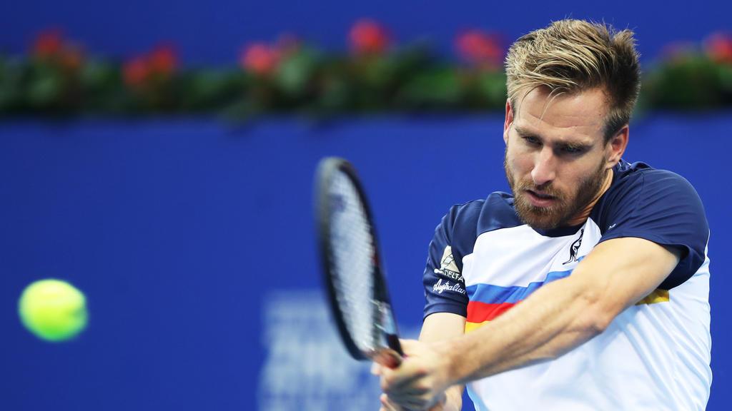 Hat die Runde zwei bei den Australian Open erreicht: Peter Gojowczyk