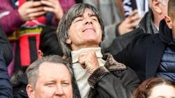Verfolgte den FreiburgerSieg gegen Hoffenheim live vor Ort: Bundestrainer Joachim Löw