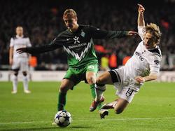 Werder verliert gegen Tottenham