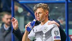 Joshua Kimmich vom FC Bayern ist unter Joachim Löw gesetzt
