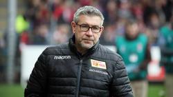 Union-Berlin-Trainer Urs Fischer fehlt beim Spiel gegen den FC Bayern
