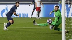Juan Bernat traf per Kopf zum 3:0-Endstand
