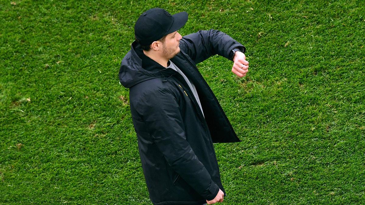 Edin Terzic ist bis Saisonende Cheftrainer des BVB