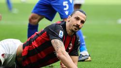 Strafe für Ibrahimovic