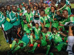 Nigeria ist U20-Afrikameister