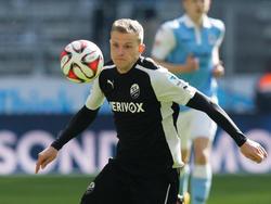 Nicky Adler wechselt zum SV Sandhausen