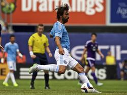 MLS-Debüt
