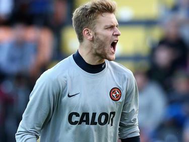 Luis Zwick erarbeitet sich Stammplatz bei Dundee United