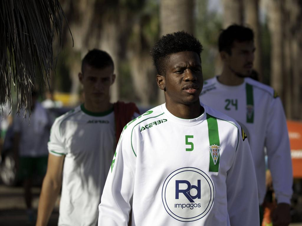 Ekeng también jugó en el Córdoba hasta 2015. (Foto: Imago)