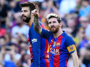 Messi y Piqué figuran entre los cinco futbolistas mejor pagados del mundo. (Foto: Getty)
