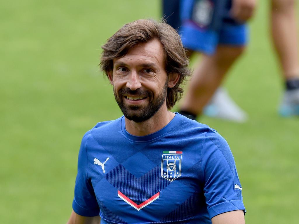 Andrea Pirlo hat noch immer mit dem WM-Aus Italiens zu kämpfen