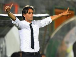 Neuer Trainer vom italienischen Erstligist FC Bologna, Filippo Inzaghi