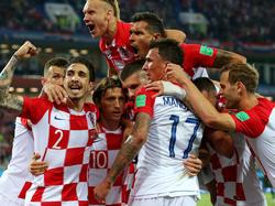 Kroatien gewinnt sein WM-Auftaktspiel gegen Nigeria souverän