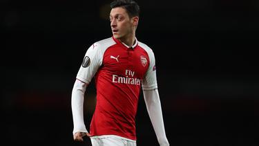 Mesut Özil will mit dem FC Arsenal wieder angreifen