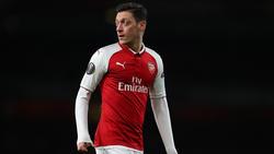 Mesut Özil steigt beim FC Arsenal in Kürze in die Vorbereitung ein