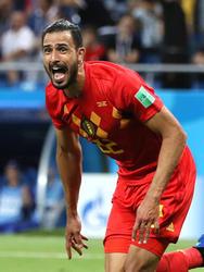 Chadli marcó el gol decisivo contra Japón en octavos. (Foto: Getty)