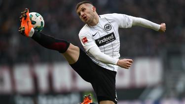 Eintracht Frankfurt muss zum Europa-League-Auftakt auf Ante Rebic verzichten