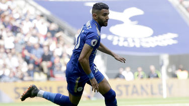 Rihad Mahrez wechselt zu Manchester City