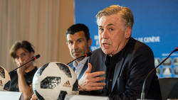Neu beim SSC Neapel: Carlo Ancelotti