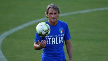 Roberto Mancini entschuldigt sich