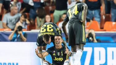 Cristiano Ronaldo verlässt unter Tränen den Platz
