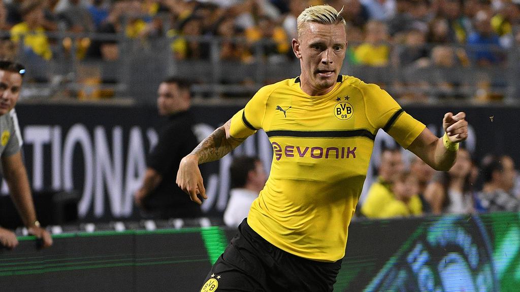 Marius Wolf konnte sich beim BVB in der Bundesliga noch nicht sonderlich auszeichnen