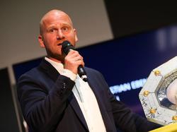 Liga-Präsident Christian Ebenbauer