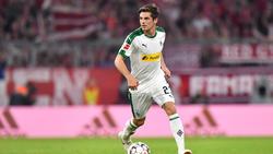 Jonas Hofmann hat sich zu seiner Zukunft bei Borussia Mönchengladbach geäußert