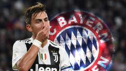 Paulo Dybala hat sich zum Interesse des FC Bayern München geäußert