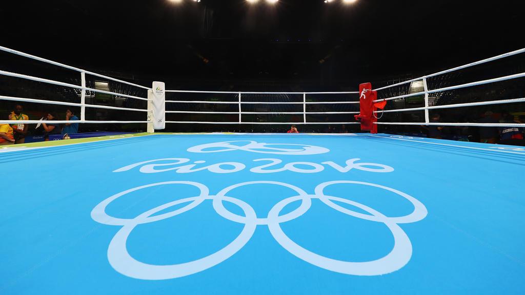 Das IOC legt die Box-Vorbereitungen für Olympia auf Eis