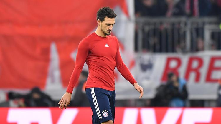 Mats Hummels hat seinen Stammplatz beim FC Bayern verloren