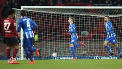 Ondrej Duda erzielte den dritten Treffer der Hertha