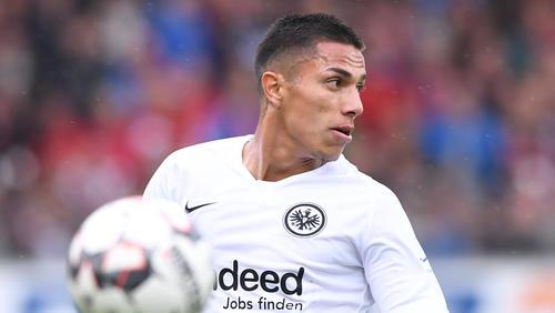 Steht vor dem Abgang aus Frankfurt: Carlos Salcedo