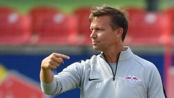 Anwärter auf den Cheftrainerposten in Salzburg: Jesse Marsch