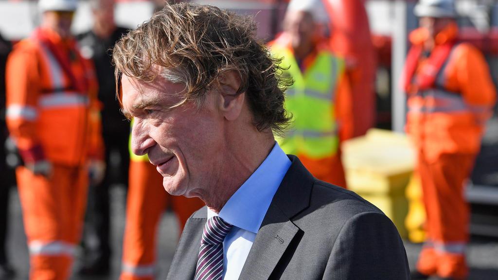 Jim Ratcliffe will angeblich den FC Chelsea kaufen