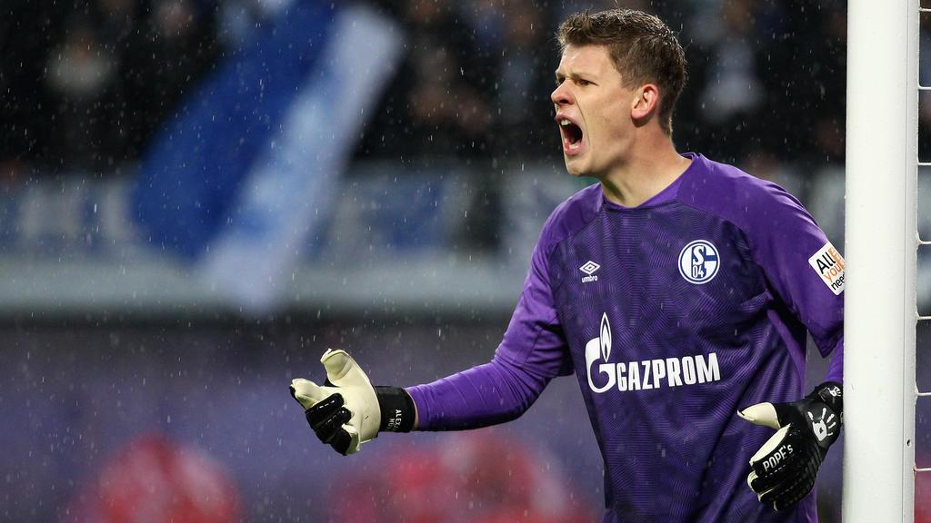 Sucht der FC Schalke 04 schon einen Nachfolger für Alexander Nübel?