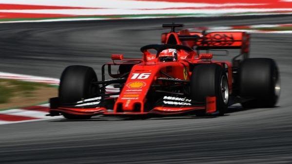 Charles Leclerc hat bei Ferrari 2019 seine große Bewährungschance