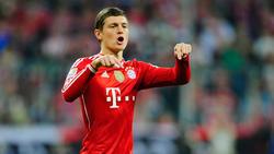 Toni Kroos verließ den FC Bayern im Jahr 2014
