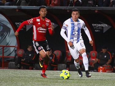 El Pachuca es quinto en la liga de su país. (Foto: Imago)