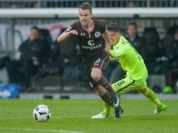 In der zweiten deutschen Bundesliga konnte sich Martin Rasner nicht festkrallen