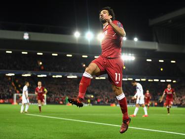 Salah seguirá anotando tantos vestido de rojo. (Foto: Getty)