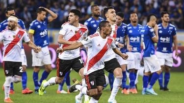 River Plate es claro candidato al título.