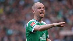 Mahnt zur Ruhe bei Werder Bremen: Davy Klaassen