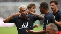 Neymar tiene como prioridad su salida de la Ligue 1.