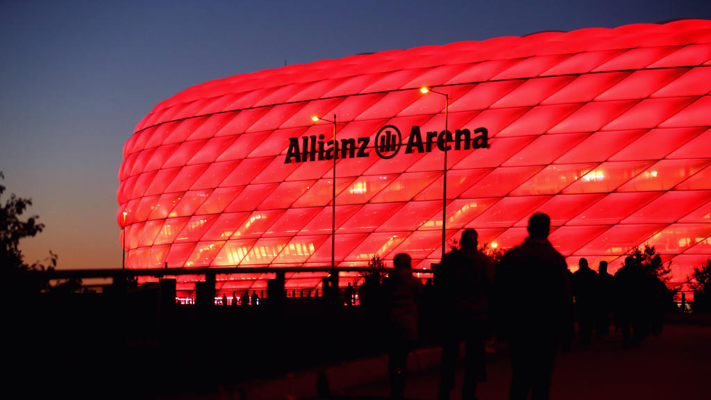 2022 soll in der Allianz Arena in München wieder das Finale der Champions League stattfinden