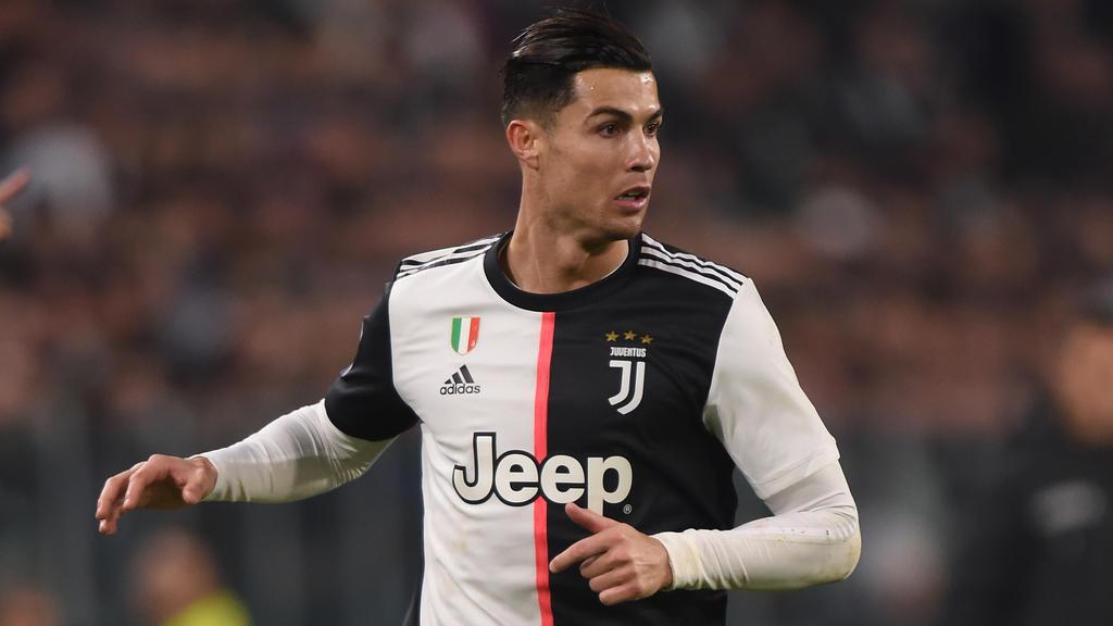 Cristiano Ronaldo soll das Stadion noch vor dem Schlusspfiff verlassen haben