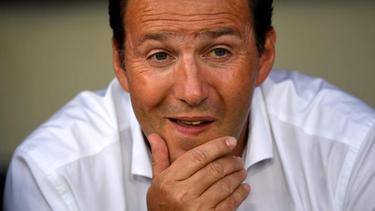 Ist nicht mehr Trainer der iranischen Nationalmannschaft: Der Belgier Marc Wilmots