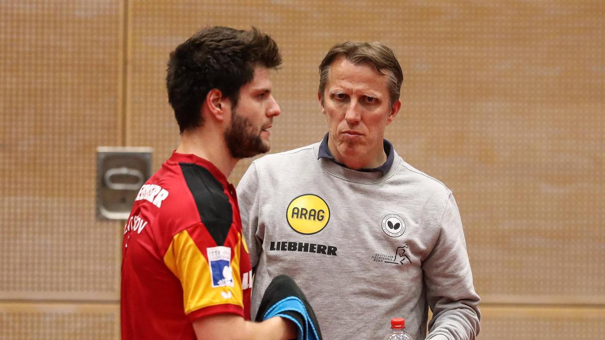 Ovtcharov hofft auf die Bronze-Medaille