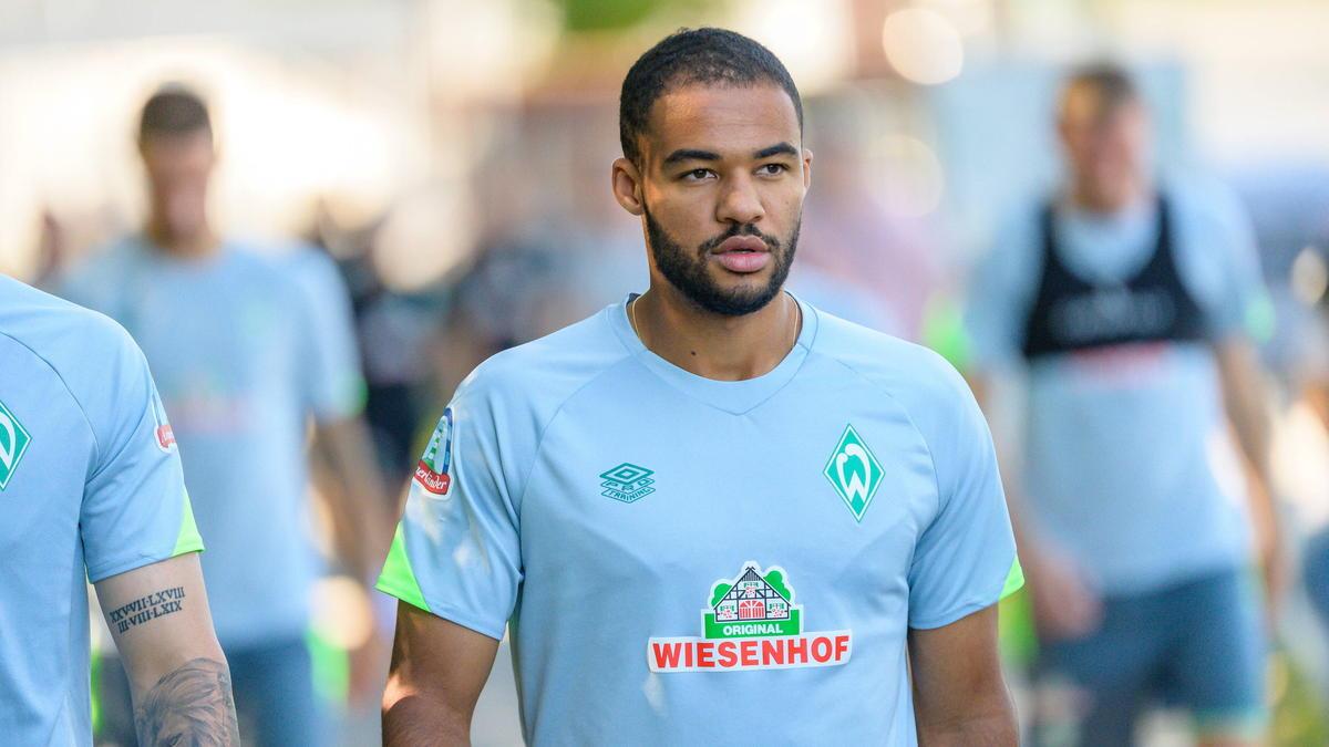 Jean-Manuel Mbom steht bei Werder Bremen unter Vertrag